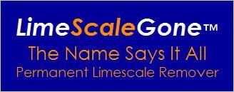 Permanent limescale remover